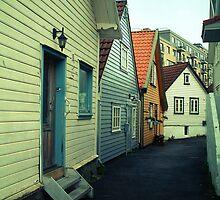 Stavanger Cottages by Matthew Colvin de Valle