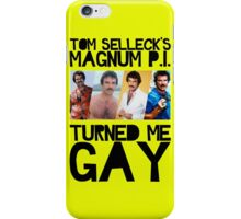 Magnum P.I. iPhone Case/Skin