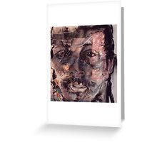 abstraction2 Greeting Card