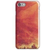 245 Red Comfort iPhone Case/Skin
