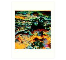 Queen Nessie Art Print