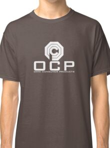 OCP - Omni Consumer Products Classic T-Shirt