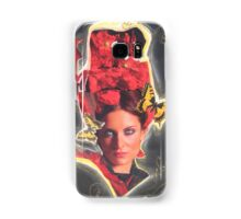The red vixen Samsung Galaxy Case/Skin
