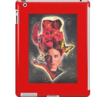 The red vixen iPad Case/Skin