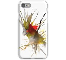 COCKATIEL INK iPhone Case/Skin