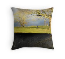 Subterranean :1 Throw Pillow