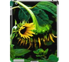 Raise your weary heads iPad Case/Skin
