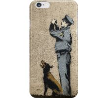 Security Guard iPhone Case/Skin