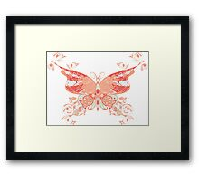 Colorful Butterfly 4 Framed Print