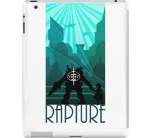 Rapture iPad Case/Skin