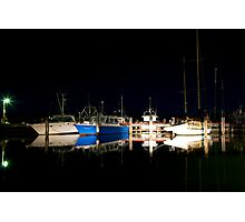 Lakes entrance Photographic Print