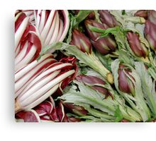 Veggies Canvas Print