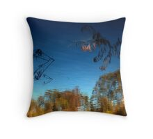 Hunter and the Hunted Throw Pillow