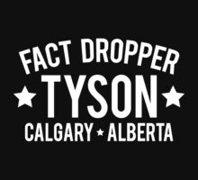 Tyson Kidd - Fact Dropper by Drake Dean