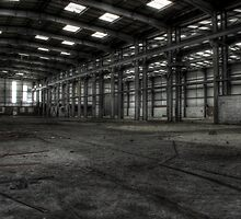 Factory Floor by Richard Shepherd