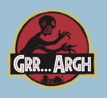 Grrassic Pargh Kids Tee