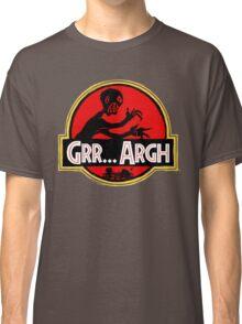 Grrassic Pargh Classic T-Shirt
