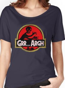 Grrassic Pargh Women's Relaxed Fit T-Shirt