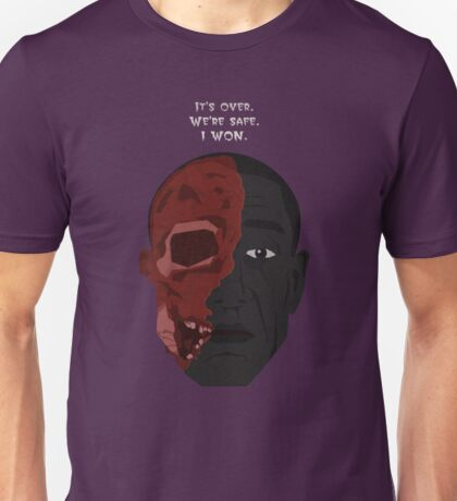 Breaking Gad - Face Off Unisex T-Shirt