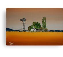 Vergelegen Freestate South Africa Canvas Print
