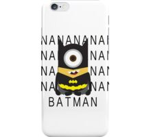 Minion Batman iPhone Case/Skin