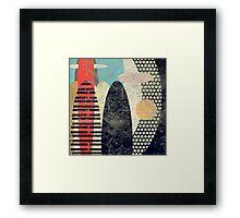 Abstraction I Framed Print