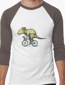 T-rex Bikers Men's Baseball ¾ T-Shirt