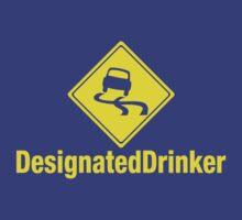 Designated Drinker by TeesBox
