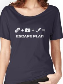 The Guardian's Escape Plan Women's Relaxed Fit T-Shirt