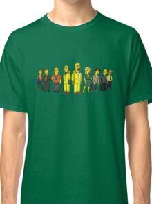 Breaking  Bad - Simpsons Classic T-Shirt