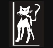 Egyptian cat by Alejandro Silveira
