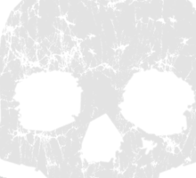 Circle of Skulls t shirt Sticker