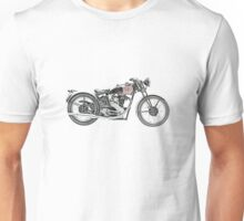 1938 EXCELSIOR WARRIOR Motorcycle Unisex T-Shirt