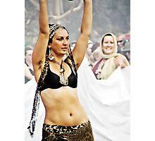 Opening Ceremony @ Rainbow Serpent Festival 2008 Photographic Print