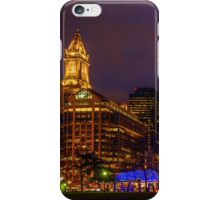 Boston Blue  iPhone Case/Skin