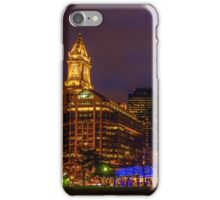 Boston Blue  iPhone Case/Skin