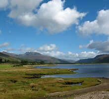 Loch Carron, Wester Ross by jacqi