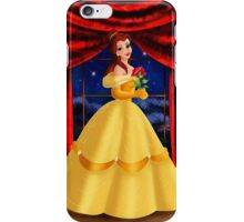 Beauty And The Beast Princess iPhone Case/Skin