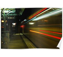 A Train of Lightspeed Poster