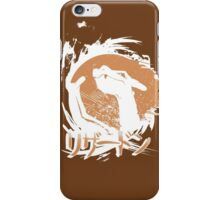 Kanto Starter - リザードン   Charizard iPhone Case/Skin