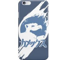 Kanto Starter - カメックス | Blastoise iPhone Case/Skin