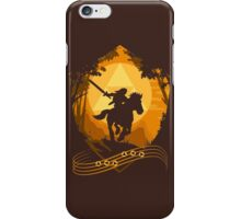 Epona's Song iPhone Case/Skin