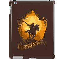 Epona's Song iPad Case/Skin