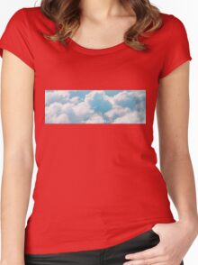 Cloud Diary Women's Fitted Scoop T-Shirt