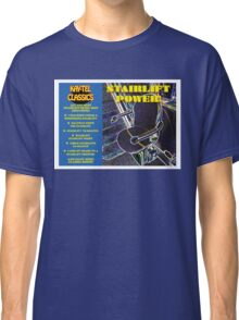 STAIRLIFT POWER - classic tracks from Kay-Tel Classic T-Shirt