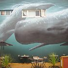The Whale-ing Wall by dannyknightuk