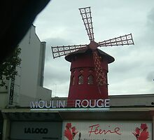 Moulin Rouge by LucyGaskin
