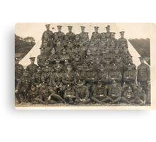WW1 Royal Engineers Metal Print