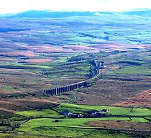 A View Over Ribblehead by chriscroxall