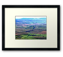 A View Over Ribblehead Framed Print